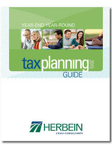 2015 Tax Planning Guide Image dropshadow